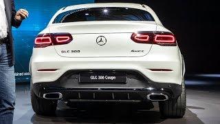 2020 Mercedes GLC Coupe Presentation (Updated GLC SUV!)