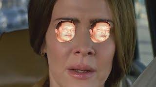 Jessica Sees Sal in Bird Box