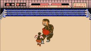 lets play phreds cool punch out! part one, from minor to major