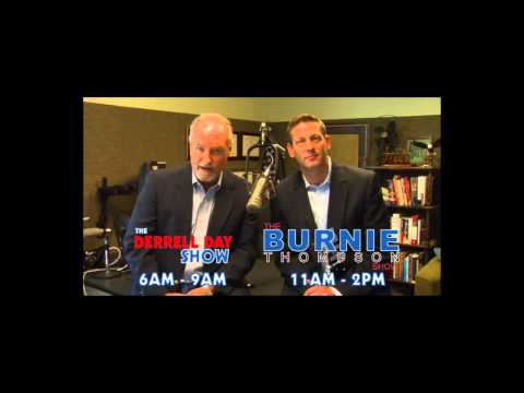 The Burnie Thompson Show, Episode 20, 6-29-14