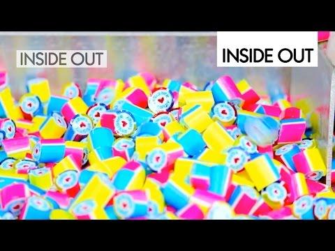 КАК ДЕЛАЮТ МАРМЕЛАДНЫЕ КОНФЕТЫ? Кондитерская фабрика  Designer Candy Домашние конфеты своими руками
