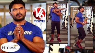 3 Simple Warm Up Techniques | Fitness Trainer Venkat | Fitness 360