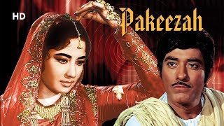 Pakeezah (HD) | Meena Kumari | Raaj Kumar | Nargis | Ashok Kumar | Bollywood Old Blockbuster Movie