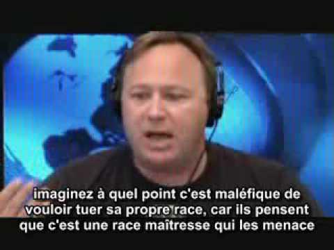 Alex Jones : nazis et construction européenne  2/3  (S/T)