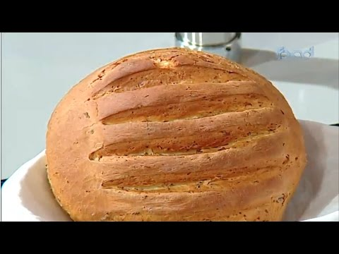 خبز الزعتر والمشروم على طريقة الشيف #وحيد_كمال  من برنامج #الفطاطرى #فوود
