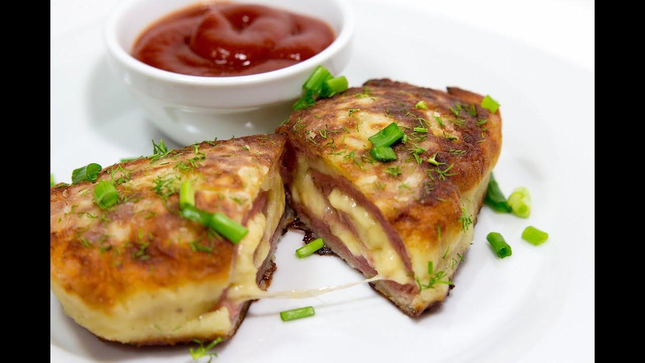 Вторые блюда из картофеля и мяса с фото