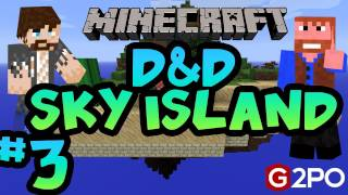 Dumb and Dumber Sky Island Ep.3: We found a Dungeon!!!
