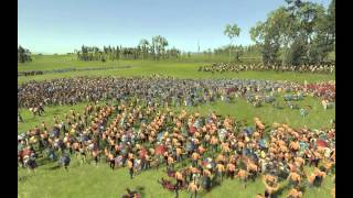 rome 2 remaking history: historical battle of Adrianople 378 A.D.