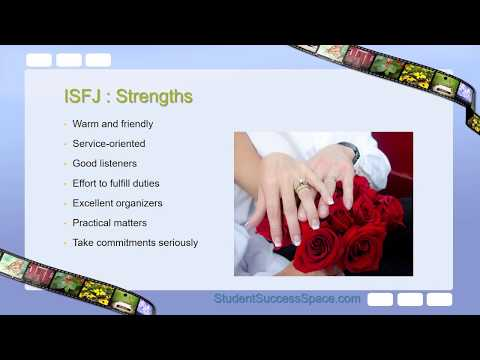 isfj dating advice Isfj female with intj male hello i am an isfj female living together and dating (1 year) with an intj male i do hear that it is a rough match however we do care for each other deeply and are willing to work on the relationship.