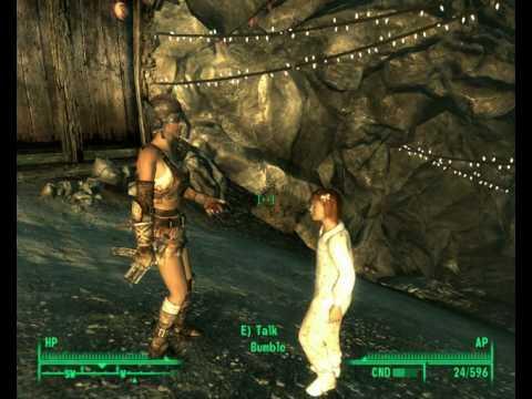 Fallout 3 - Enslaving lamplight rugrats