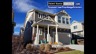 Roofing Contractor Colorado Springs Painters Gutters Vinyl Siding - Front Range Exteriors