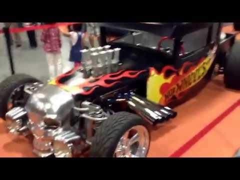 7a Convención Hot Wheels 2014