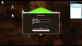 Minecraft 1.2.3 Hamachi Server Tutorial [HD]
