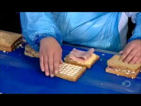 How It's Made - Pre-Packaged Sandwiches