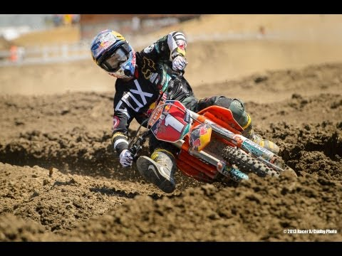 2013 Pro Motocross Prep at Lake Elsinore