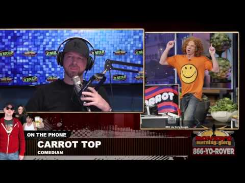 Carrot Top - full interview