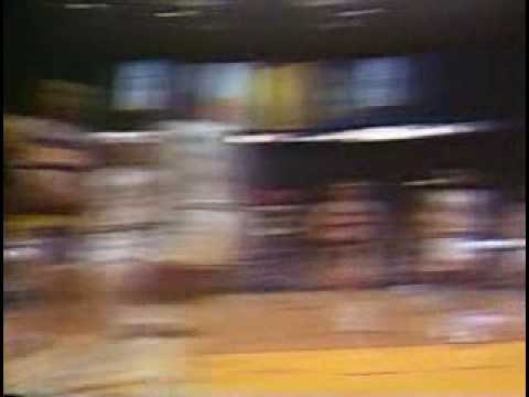 Lakers Showtime (Magic Johnson) 2004 by ExpiredPineapples