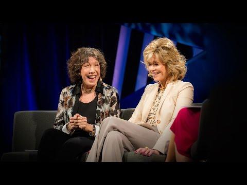 A Hilarious Celebration of Lifelong Female Friendship | Jane Fonda and Lily Tomlin | TED Talks