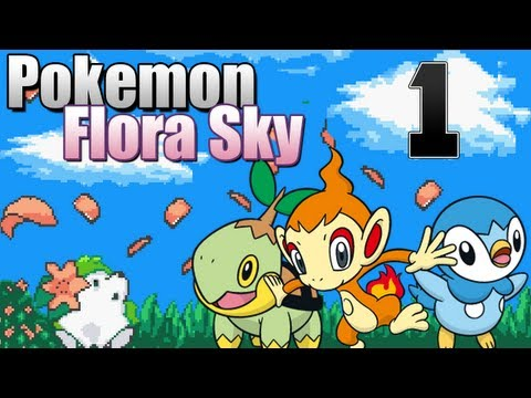 Pokémon Flora Sky - Episode 1