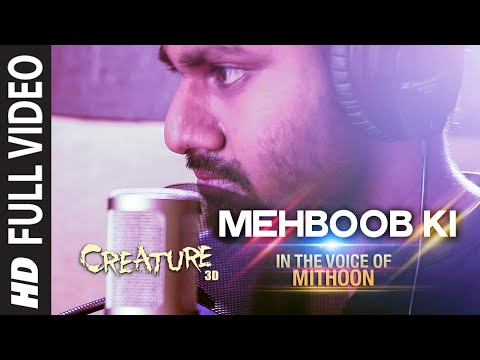 'Mehboob Ki' Full Video song | MITHOON | Creature 3D | Bipasha Basu, Imran Abbas
