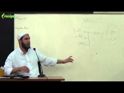 Dauroh Al Quran Metode Nurul Bayan Sesi 2