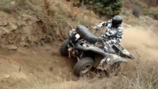 ATV 4X4 OFF-ROAD CRASH