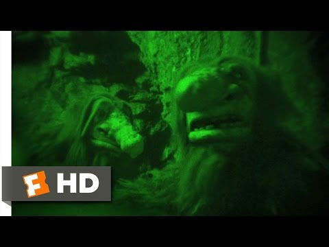 Trollhunter (7/10) Movie CLIP - There's a Christian in the Cave (2010) HD