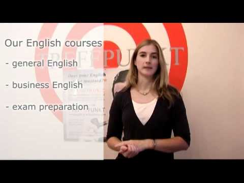 Learn English at Treffpunkt Language Institute in Bamberg/ Bavaria Germany