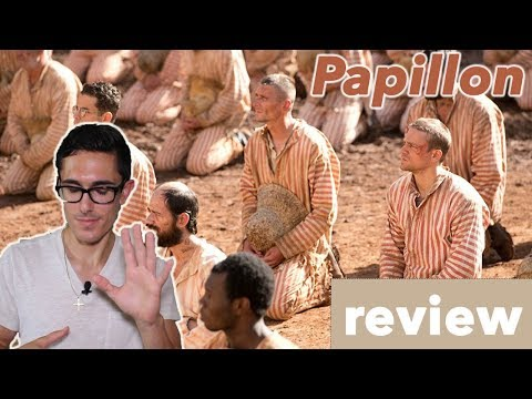 """PRISON BREAK...with Charlie Hunnam! - """"Papillon"""" Review"""