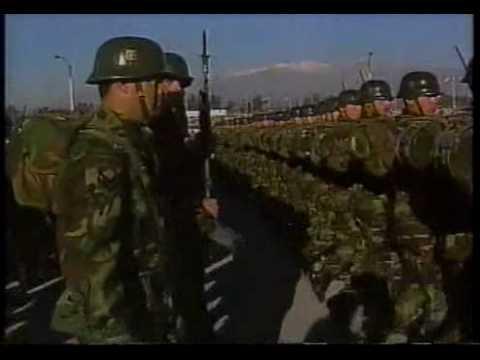 Preussens Gloria Ejercito de Chile 1995
