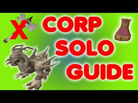 Corporeal Beast Solo Guide 2012 Without SWH - Goliath Glove Method W/ Commentary [789devyn]