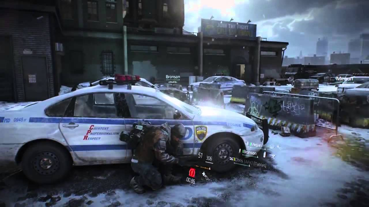 tom clancy 39 s the division ps4 youtube. Black Bedroom Furniture Sets. Home Design Ideas