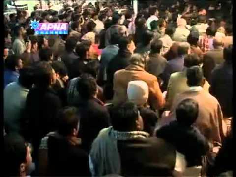Nadeem Sarwar Live - Aye Shio Jab Pina Pani