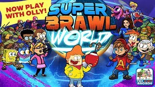 Super Brawl World - Now Play with Olly from Welcome to the Wayne (Nickelodeon Games)
