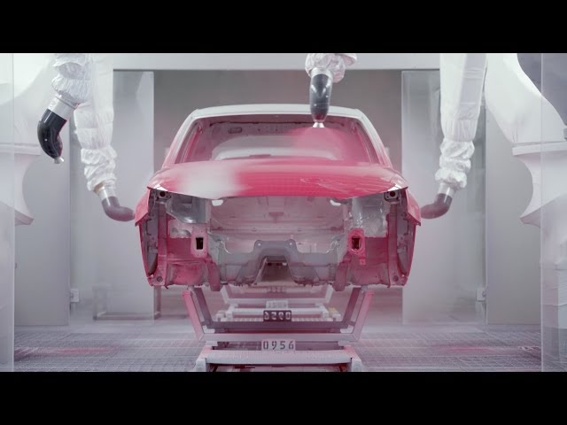 Audi Factory - YouTube