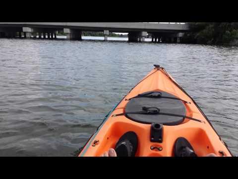 Ocean Kayak With Electric Trolling Motor How To Make