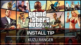 GTA 5 [Install Tip] Power Save Settings | PS4