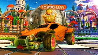 NEW ROCKET LEAGUE GAME: King of the Court.