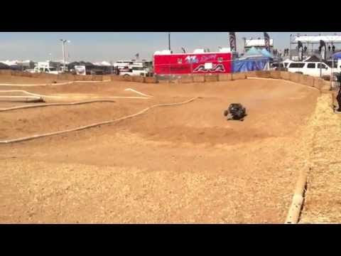 The Dirt RC Nitro Challenge 2013