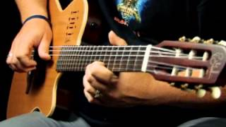 Godin Multiac Encore Nylon guitar review