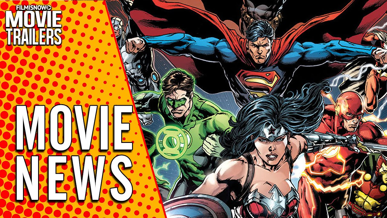 DC Comics Rebirth & Batman v Superman | Movie News from WonderCom