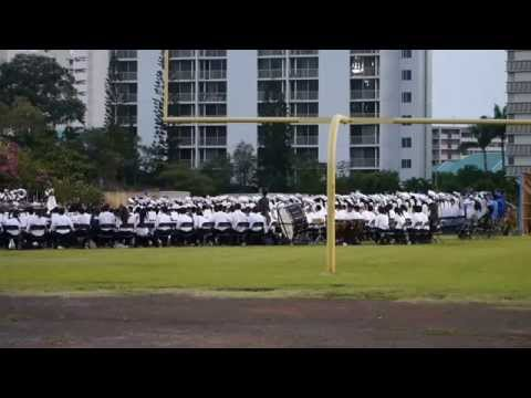 Moanalua High School Graduation 2014 - A Behind the Scenes View