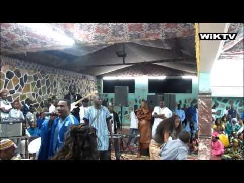 Soirée d'Abou Diouba Deh à MAURICOM à Nouakchott