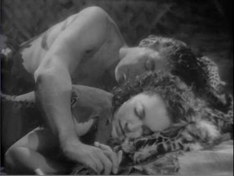 Tarzan Escapes (1936) - 1-tarzan And Jane Sleeping In The Treehouse video