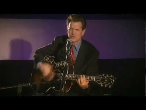 Chris Isaak: Live It Up live session - the Guardian