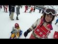 7 Jours Fous au Ski • #2 POUR JODIE QUI S'EST CASSÉ LE BRAS AU SKI • Du ski, de la luge, un sondage