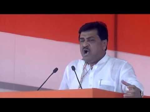 Ashok Chavan addresses Kisan-Khet-Majdoor Rally at Ramlila Maidan, Delhi | 19 April, 2015