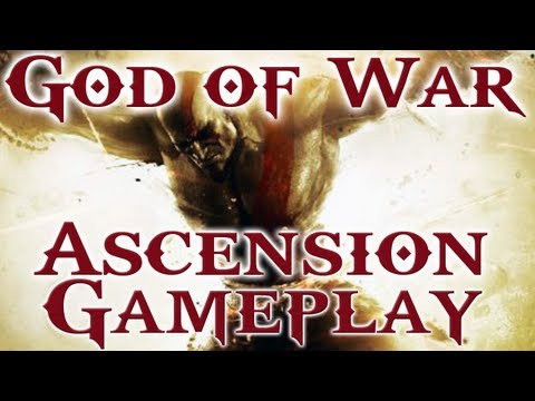 God of War: Ascension E3 2012 Gameplay Demo [HD]