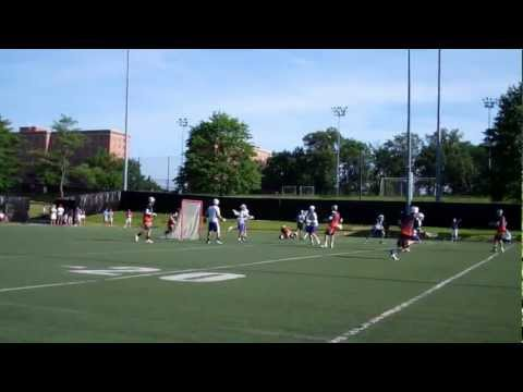 Conor Lawson Mount Saint Joseph High School #2 - 10/05/2012