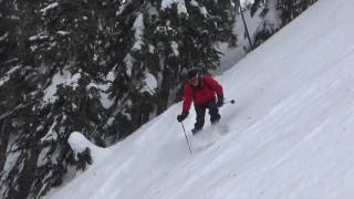 20170107 Kendall Peak Lakes Ski Tour